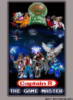 Captain R -The Game Master by whittingtonrhett