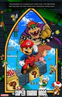 Super Mario Bros. Poster by whittingtonrhett
