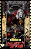 Belmont's Revenge Poster Final by whittingtonrhett