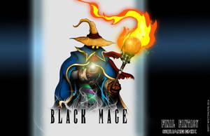 BLACK MAGE Character Page by whittingtonrhett