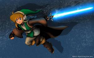 Link Jedi by whittingtonrhett