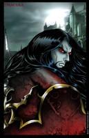 Dracula- Gabriel Belmont by whittingtonrhett