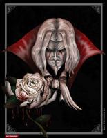 Castlevania Symphony of the Night Dracula by whittingtonrhett