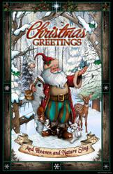 Christmas Poster 2018 Official by whittingtonrhett