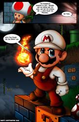 Mario - Hope is Kindled by whittingtonrhett