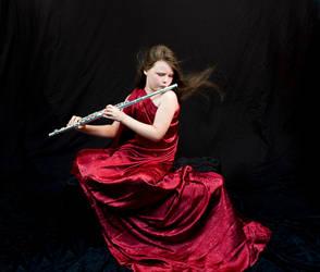 Flute 1 by JimbosbabyStock