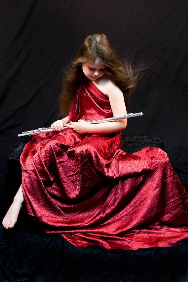 Flute 6 by JimbosbabyStock