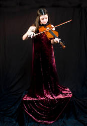 Violin 1 by JimbosbabyStock