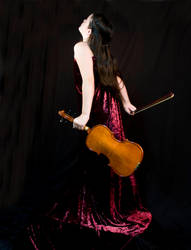 Violin 3 by JimbosbabyStock