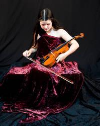 Violin 4 by JimbosbabyStock