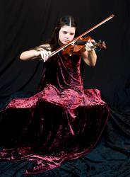 Violin 5 by JimbosbabyStock