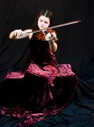 Violin 6 by JimbosbabyStock