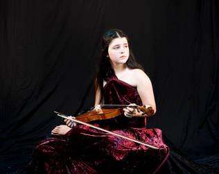 Violin 7 by JimbosbabyStock