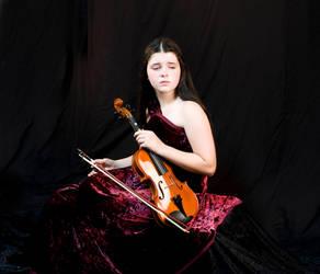 Violin 9 by JimbosbabyStock