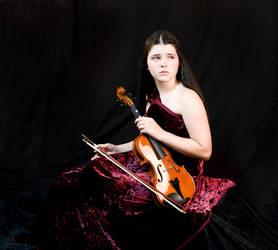 Violin 10 by JimbosbabyStock