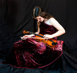 Violin 11 by JimbosbabyStock