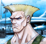 Guile by exeryus