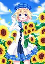 [CM] Summer Rika by Kitsuneco