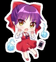 Chibi Neko Musume by Kitsuneco
