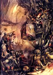 Dark Millennium by MajesticChicken