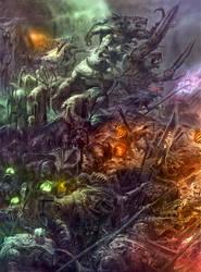 Skaven Apocalypse by MajesticChicken