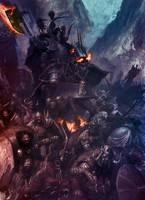 To War by MajesticChicken