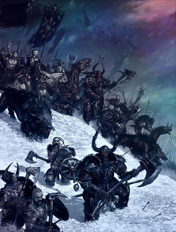 Northlanders by MajesticChicken