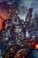 For the Dark Gods Redux by MajesticChicken