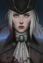 Lady Maria by Ejve