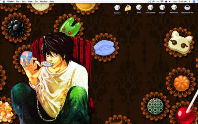 L Desktop :3 by eltania