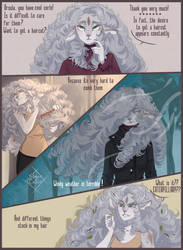 Ursula's curls (1) by SteppeCrow