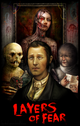 Fan Poster: Layers of Fear by SquatinaCaprium