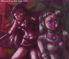 Sisters 2 by jiattmay