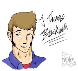Thomas Blackwell Fan ARts by Pandaking757