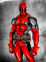 Deadpool by maddelirium