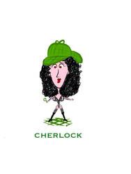 Cherlock by starkelstar