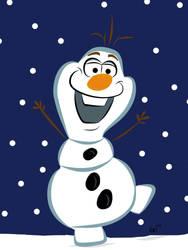 Olaf by starkelstar