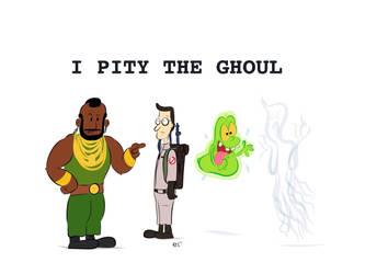 I pity the ghoul by starkelstar