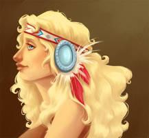 Pale Princess by keepsake20