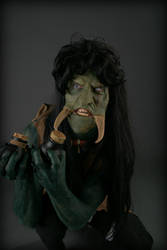 Troll Once Piece Prosthetic by KRSkreations