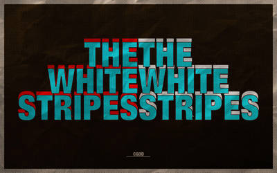 The White Stripes by Cgod1