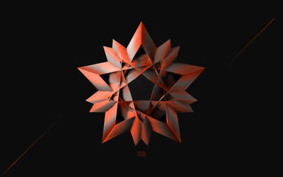 Flower 3d wallpaper by Cgod1