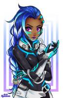 Cyberspace Sombra by Hyldenia