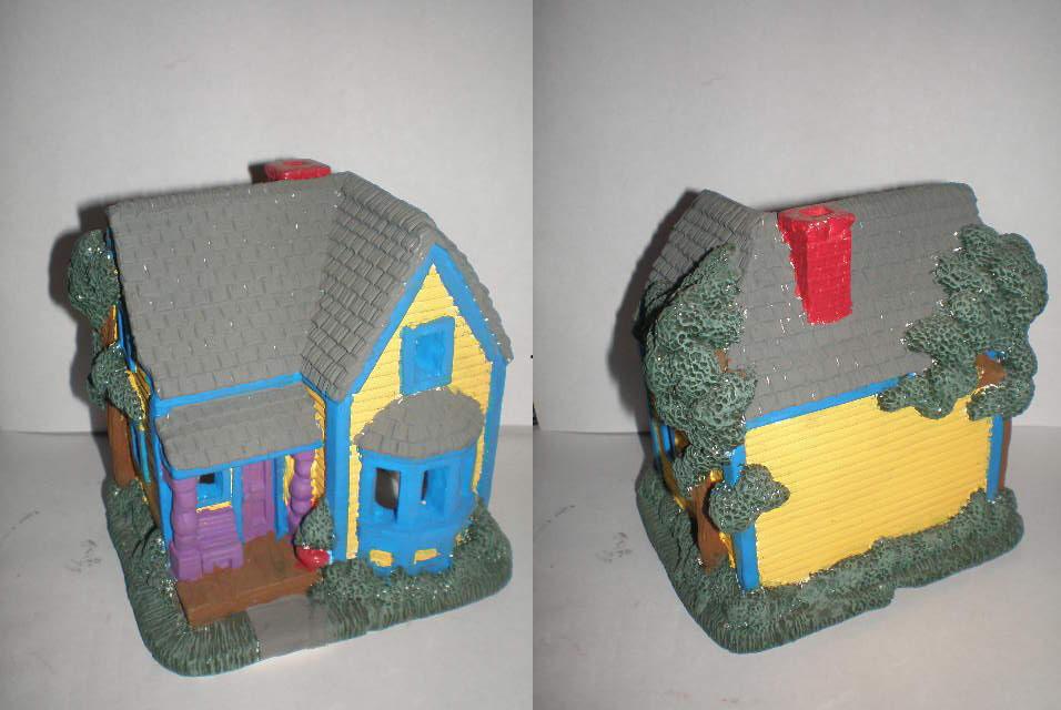 Christmas Village House by UnicronHound