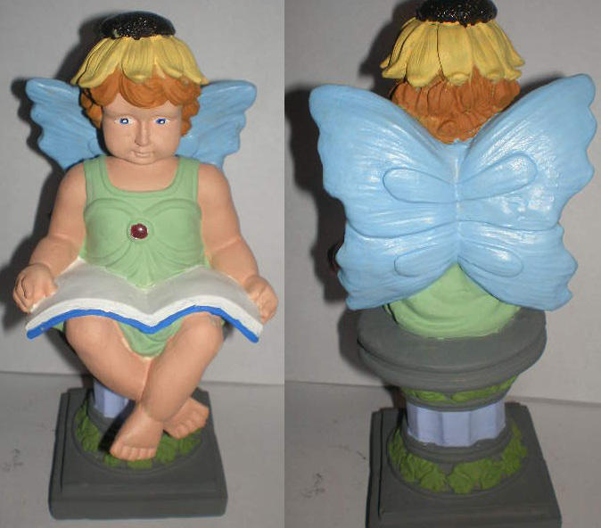 Another Statuette: Fairy by UnicronHound