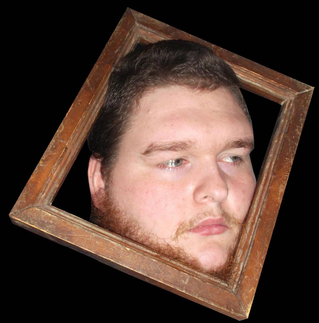 I've been Framed, I swear it! by UnicronHound