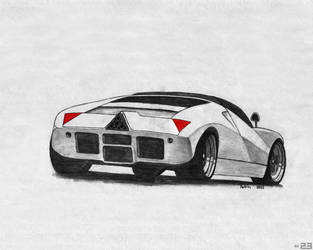 Ford GT90 by RB-00