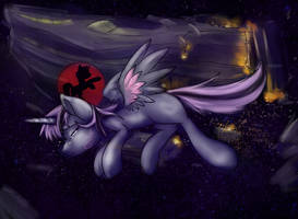 Equine Federation Space Force: No More by AnnaKitsun3