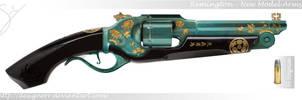 The Lotus Revolver by LucasHC90