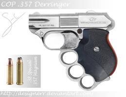 Pack-a-Punch Derringer by LucasHC90